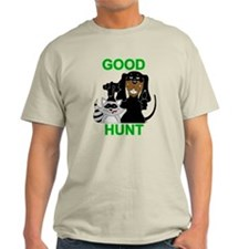Raccoon Hunting Hound T-Shirt