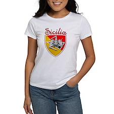 Sicilian Trisceli Tee