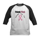 Think Pink Ribbon Tee