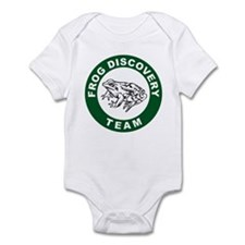 Frog Discovery Team Infant Bodysuit