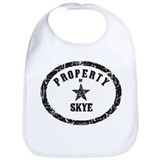 Property of Skye Bib