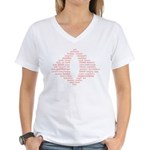 yOniverse Women's V-Neck T-Shirt