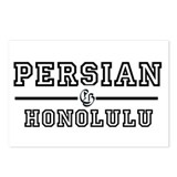 Persian Honolulu Postcards (Package of 8)