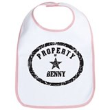 Property of Benny Bib