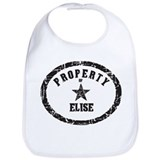 Property of Elise Bib