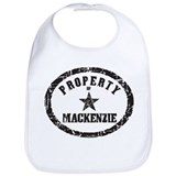 Property of Mackenzie Bib