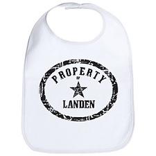 Property of Landen Bib