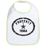 Property of Tessa Bib