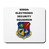 6990TH ELECTRONIC SECURITY SQUADRON Mousepad