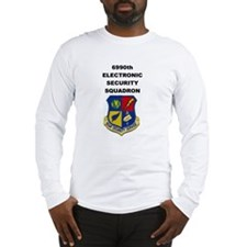6990TH ELECTRONIC SECURITY SQUADRON Long Sleeve T-