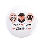 Peace Love Sheltie 3.5