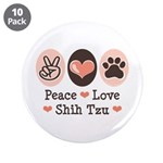 Peace Love Shih Tzu 3.5