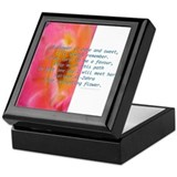 A Muslimah's Wish Keepsake Box