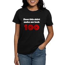 Make Me Look 100 Tee