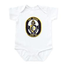 USS STARK Infant Bodysuit