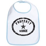 Property of Vance Bib