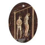 Pisanello Gallows Oval Ornament