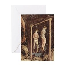 Pisanello Gallows Card