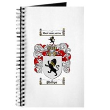 Phillips Family Crest Journal