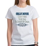 Organ Donor Women's T-Shirt