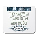 IRS Mousepad