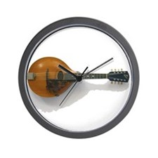 Antique/Vintage Gibson Mandolin Wall Clock