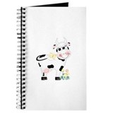 Cute Cow Journal