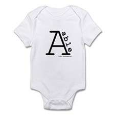 Able Infant Bodysuit
