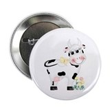 Cute Cow Button