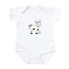 Cute Cow Infant Creeper