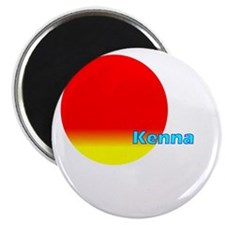 "Kenna 2.25"" Magnet (10 pack)"