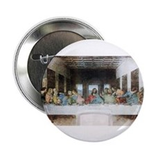 """Last Supper 2.25"""" Button (100 pack)"""