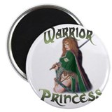 Warrior Woman Magnet