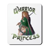 Warrior Woman Mousepad