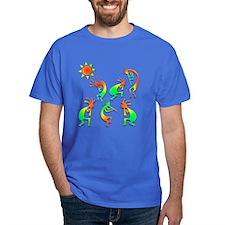 Kokopelli Sun Dance T-Shirt