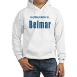 Better in Belmar NJ T-shirts Jumper Hoody