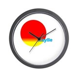 Kaylie Wall Clock