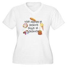 What Happens at Memere's... T-Shirt