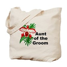 Aunt of the Groom Tote Bag