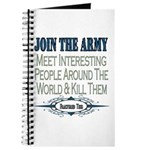 Join The Army Journal