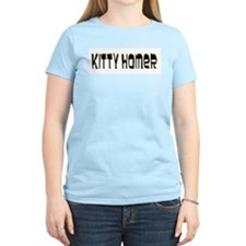Kitty Homer T-Shirt