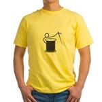 Needle and Thread - Sewing Cr Yellow T-Shirt