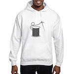 Needle and Thread - Sewing Cr Hooded Sweatshirt