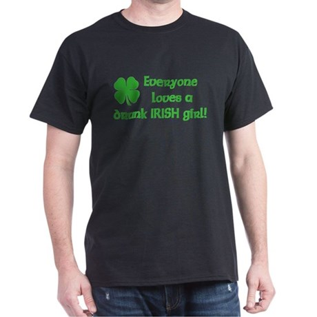 Irish Girl Dark T-Shirt