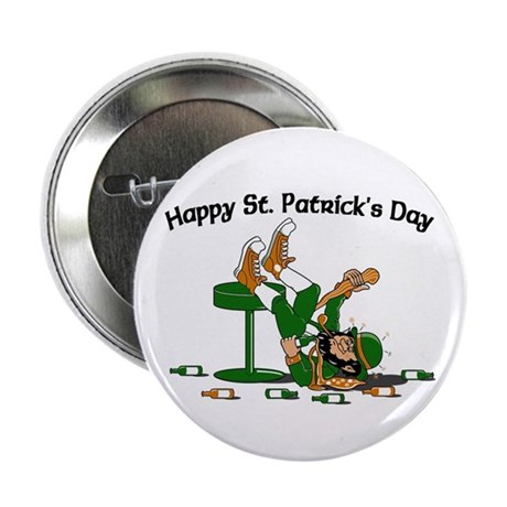 "St. Patrick's Day 2.25"" Button"