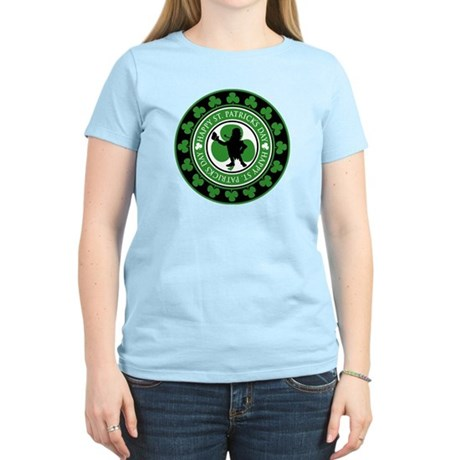 St. Patrick's Day Women's Light T-Shirt