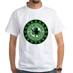 St. Patrick's Day White T-Shirt