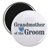 Grandmother of Groom II Magnet