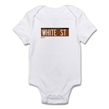 White Street in NY Infant Bodysuit