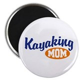 Kayaking Mom Magnet